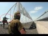 Ukraine War 2014 : Heavy Combat Action And Shoot Each Other On Donetsk Airport