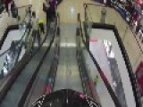 Amazing Bmx Bike Ride Through The Mall Will Take You For A Wild Ride