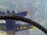 Awesome Blue Angels Cockpit Video