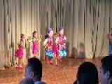 Asian Kids Performing Crazy Tricks