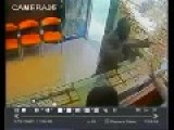 Armed Robbery Of Jewelry Store In Iran