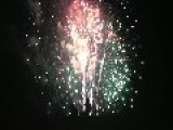 A Great Fireworks Moment