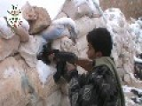 Al Qaeda Terrorist Scum Supported And Armed By USA Used Child With Civilians Clothes For Attack Syrians Troops