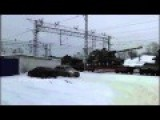 Another Train Delivery From Russia To E. Ukraine - Очередной гумконвой из РФ