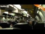 Amateur Video Filmed Aboard Hijacked Plane At Rome Airport