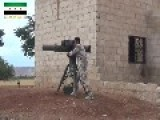 A Syrian Sunni Arab Tank Hunter Blows An Assadist Off His T55, With A TOW ATGM: Hama Governorate