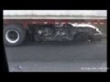 ACCIDENT Truck Vs Car Bad Crash Accident 2015