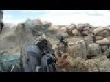 Afghanistan Combat Footage - Helmet Cam Firefight Against Taliban