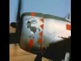 Air War Gun-cam Footage Over Germany WW2