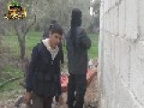 Another Child Soldier From The Fake Syrian Army Moderate Snakbarers