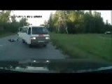 A Russian Guide Of What To Do In A Car Crash Part I