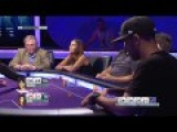 Amazing Poker Hand With Miss Finland - Shark Cage PokerStars