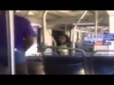 Argument On A Philly Bus Leads To A Quick Fight Between Two Girls