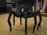 Adam Savage's Cave: Awesome Robot Spider!