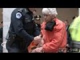 Anti-Torture Protesters Arrested In Senate, Sen. Feinstein's Office Rejects Petition