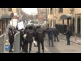 Angry Mob In Russia Attack Turkey Embassy Over Russian Jet Crash