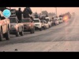 Al-Nusra Front Huge Convoy In Idlib