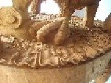 Amazing Wood Carving Statue - Tiger, Dragon, Phoenix