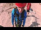 Awesome Ropejumping: North Nassrani, Jordan