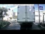 ACCIDENT, Bus VS Gazelle