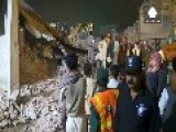 At Least 16 Dead And Dozens Trapped In Pakistan Factory Collapse