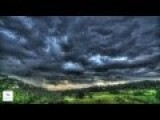 Awesome Surreal Time-lapse Shot Of Some Very Special Mammatus Clouds In Bali