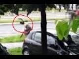 Angry Birds Attack People In Belgrade