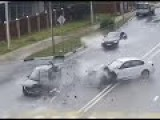 A Whole LADA Crashes Going On - 12 Minutes Of BRUTAL Car Crashes