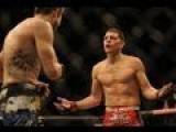 Anderson Silva Versus Nick Diaz UFC 183