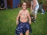 A Scotsman's Ice Bucket Challenge