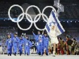 Arabs Protest Israel's Participation In Olympics