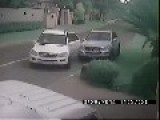 Attempted Hijack In Broad Day Light