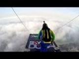 Amazing Dubai Base Jump