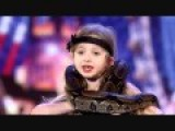 A 7yr Old Recites A Poem On A Talent Show
