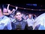 A Surprisingly Long Supercut Of UFC Fans Stealing Fighters' Hats