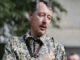 Are The Bullets Getting Closer Strelkov?