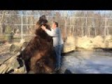 A Man And A FUCK OFF Big Grizzly ... In Love