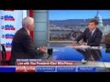 ABC's George Stephanopoulos Asks Mike Pence About False Voter Fraud Claim