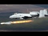A-10 In Action With Awesome Sound - Fairchild Republic A-10 Thunderbolt II