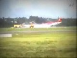 Avianca Aircraft Fokker-100 Landed At The Airport Of Brasilia Brazil