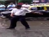 Amazing Dance By An Old Man - India