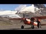 Alaskan Bush Pilot Navigates Stunning Scenery In HD