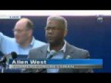 ANGRY RANT ALLEN WEST SAYS OBAMA MADE DAMN STUPID DEAL