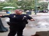 Alabama Police Officer Assaults Man For Recording At Anti-Police Rally