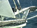 Answer To The Construction Of A Sailing Yacht..Hydroptere