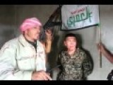 Another Shitte Foreign Merscenary Terrorist Caputured By FSA