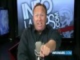 Alex Jones Says His Brain Is Superior To Yours