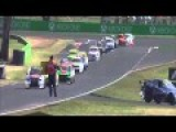 Aussie Racing Cars Massive Accident At Bathurst