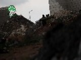 ATGM Destroys Assadist Tank In Aleppo, Sheik Najar