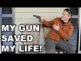 A Man Tells You The Story Of How His Gun Saved His Life
